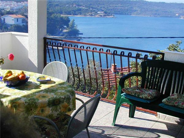Apartment for 2 persons near the beach in Solta - Image 1 - Necujam - rentals