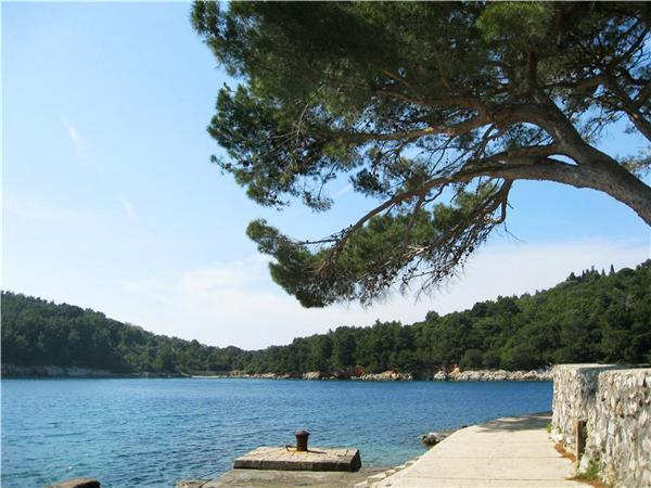 Attractive apartment for 3 persons near the beach in Losinj - Image 1 - Mali Losinj - rentals