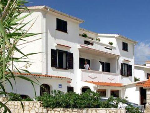 Attractive apartment for 4 persons near the beach in Pag - Image 1 - Pag - rentals