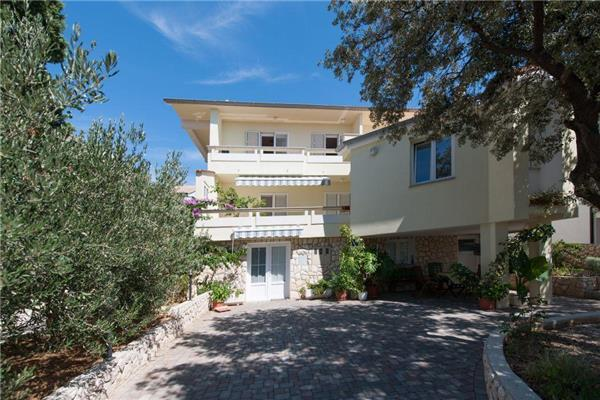 Apartment for 3 persons near the beach in Pag - Image 1 - Mandre - rentals