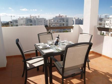 Apartment for 4 persons, with swimming pool , in Roldan - Image 1 - Roldan - rentals