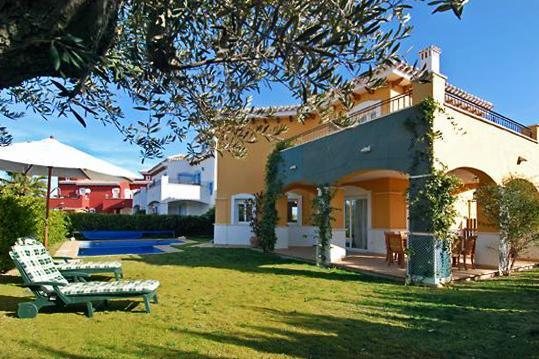 Holiday house for 6 persons, with swimming pool , in Torre Pacheco - Image 1 - Torre-Pacheco - rentals