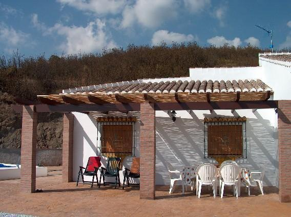Attractive holiday house for 4 persons, with swimming pool , in Málaga - Image 1 - Canillas de Albaida - rentals