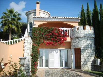 Attractive holiday house for 8 persons, with swimming pool , in Mijas Costa - Image 1 - Mijas - rentals