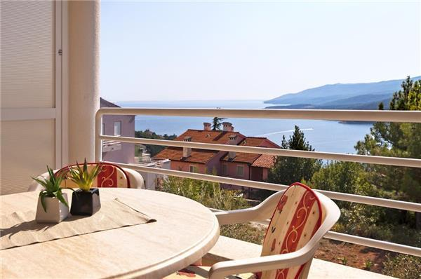 Apartment for 5 persons in Rabac - Image 1 - Rabac - rentals