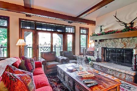Self-catered ski-in/ski-out Snowcloud Lodge 5 with access to Ritz Carlton spa & fitness facilities - Image 1 - Beaver Creek - rentals
