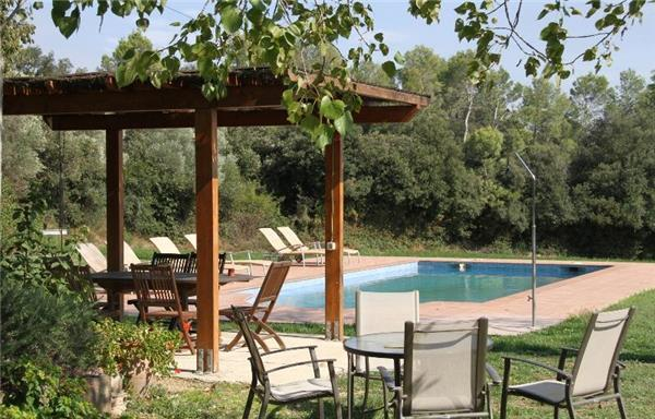 Apartment for 8 persons, with swimming pool , in Girona - Image 1 - Vilademuls - rentals