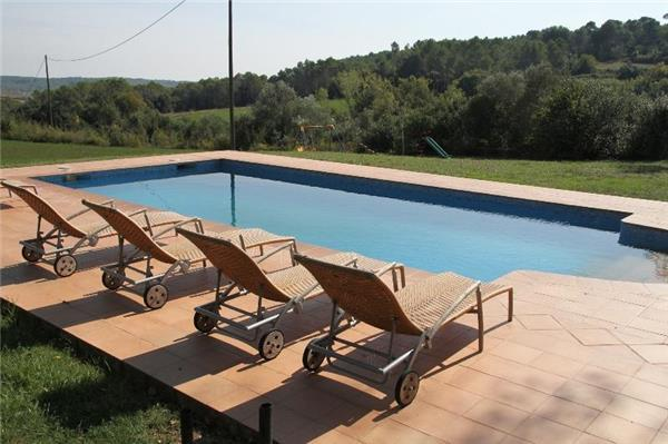 Apartment for 5 persons, with swimming pool , in Girona - Image 1 - Vilademuls - rentals