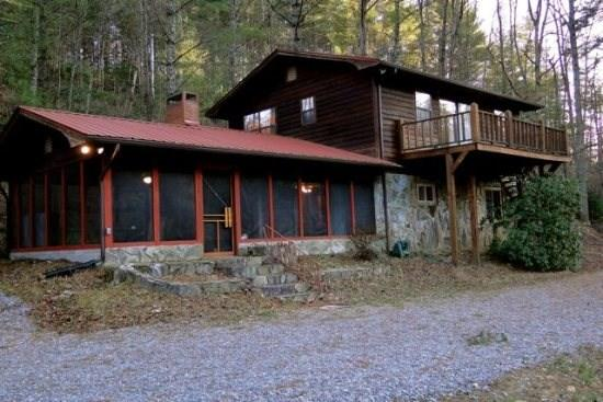 River Retreat - River Retreat - just what you need - Blue Ridge - rentals