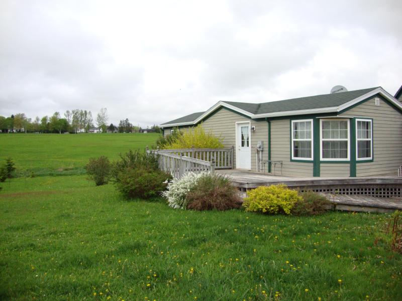 the cottage view - Meadow Cottage - Victoria - rentals