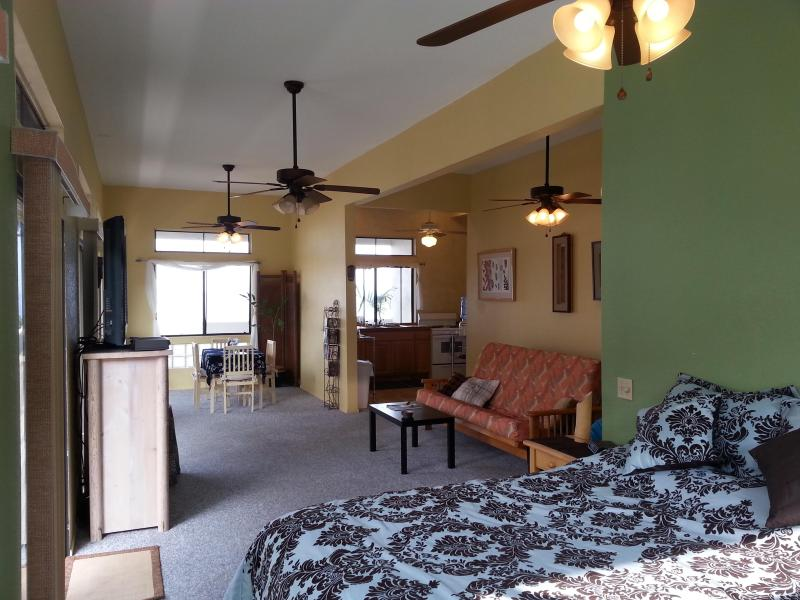 Very Spacious - CHARMING, COZY, AFFORDABLE, BEACH, WHALES, LAVA!!! - Honaunau - rentals