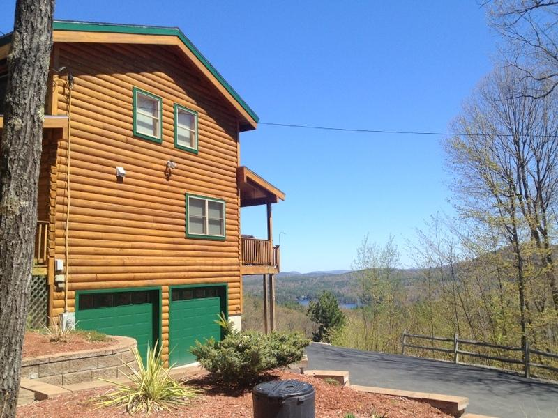 Mountainside Luxury Log Home with Amazing Views 114563 - Image 1 - Madison - rentals
