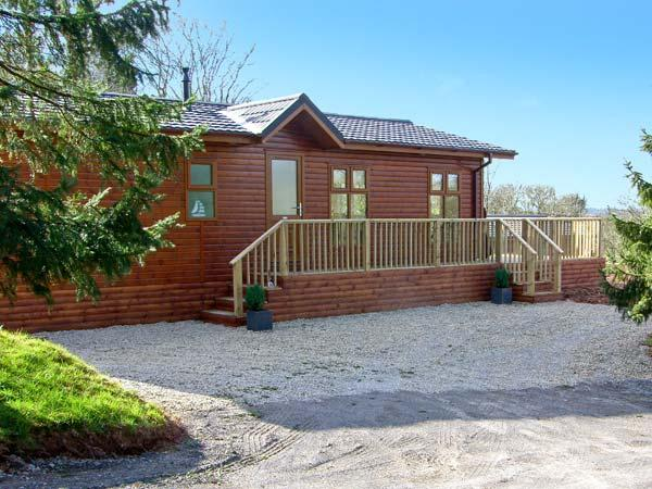 FIRS LODGE, romantic, luxury holiday lodge, with hot tub, golf and fishing in Narberth, Ref 21009 - Image 1 - Narberth - rentals