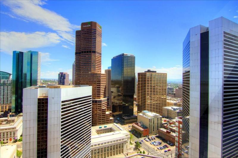 BOOK ONLINE! Perfect Downtown Location! Best Views! 100 Walk Score! STAY ALFRED DP2 - Image 1 - Denver - rentals