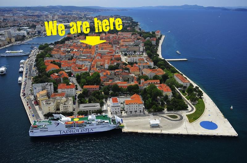 location - Old Town Zadar (4+2) - Zadar - rentals