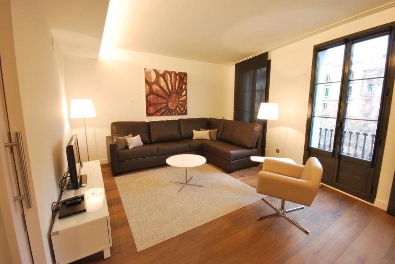 Diagonal Center LUX Apartment - Image 1 - Barcelona - rentals