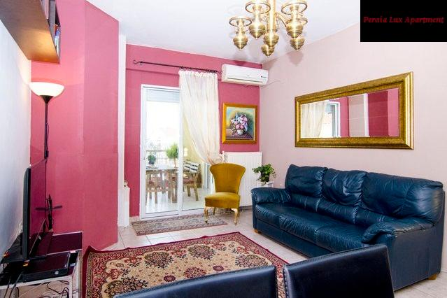 Perea Luxurious apartment 500m from beach - Image 1 - Thessaloniki - rentals