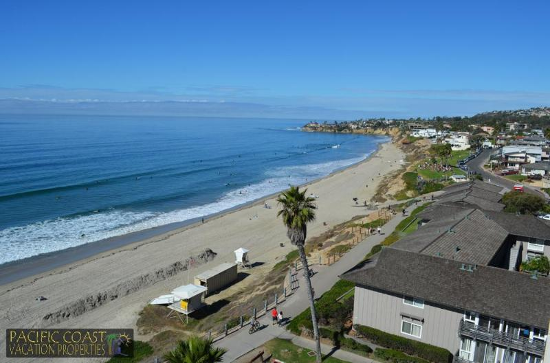 View from the balcony - Capri by the Sea - Best Ocean Views in PB! - San Diego - rentals