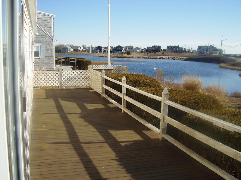 Peaceful Ocean Front Home Steps to Beach - Image 1 - Falmouth - rentals