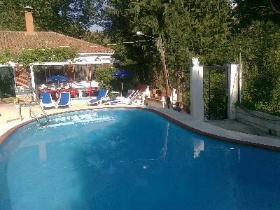 prive pool - Detached villa with a private swimming pool, - Jorquera - rentals