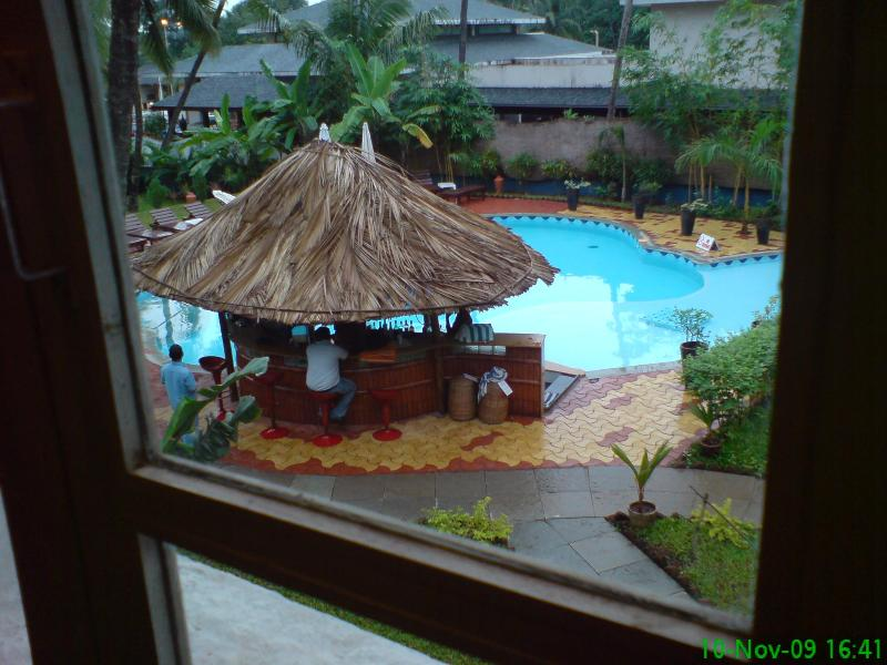 Sunny beachside resort apartment ,Candolim,(website: hidden) - Image 1 - Goa - rentals