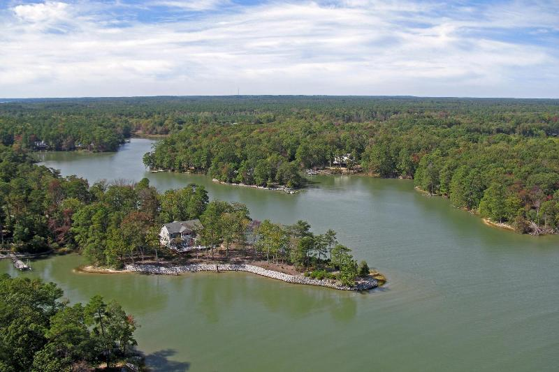 Heron Point Property - Heron Point, Home on Chespeake Bay, Reedville, VA - Reedville - rentals