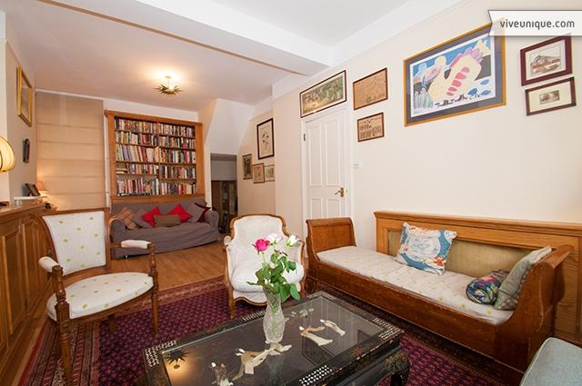 Spacious Family Home with garden sleeps up to 12, Fulham - Image 1 - London - rentals