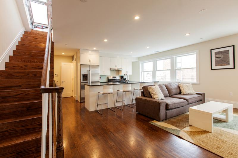 South End - E Springfield Street #6 - 2 bedroom, 1.5 bath, sleeps 6 - Image 1 - Boston - rentals