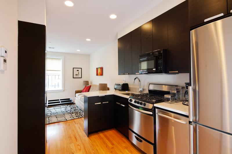 South End - Tremont #3 - 1 bedroom, 1 bath, sleeps 2-4 - Image 1 - Boston - rentals