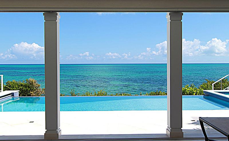 The Villas at Blue Mountain Turks and Caicos Luxury Ocean Front Vacation Villa - Image 1 - Leeward - rentals