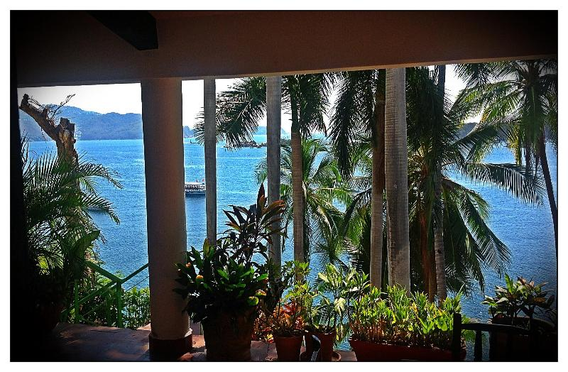 Your view from your door... - 50% OFF till Aug 30th Villa w/private OCEAN access - Acapulco - rentals