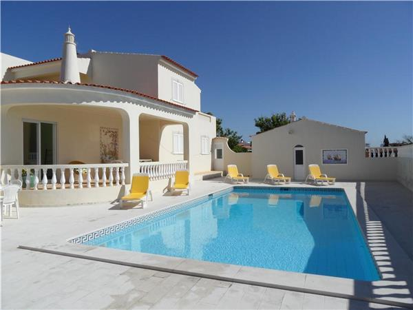 Holiday house for 10 persons, with swimming pool , in Carvoeiro - Image 1 - Carvoeiro - rentals