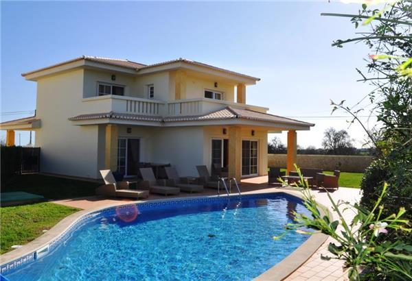 Luxury holiday house for 6 persons, with swimming pool , in Lagos - Image 1 - Lagos - rentals