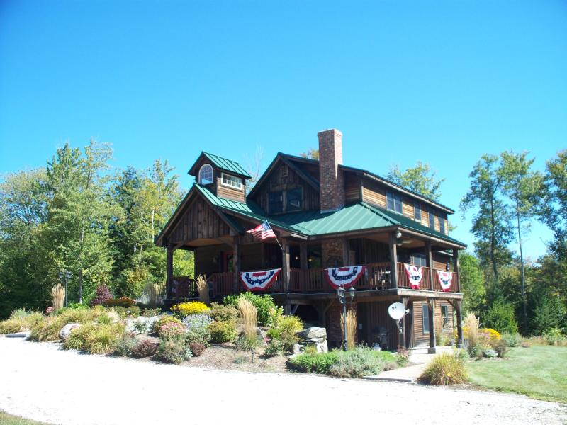 Immaculate Adirondack Home Nestled in the Green Mountains - Sullivan's  Lodge and Carriage House - Mount Holly - rentals