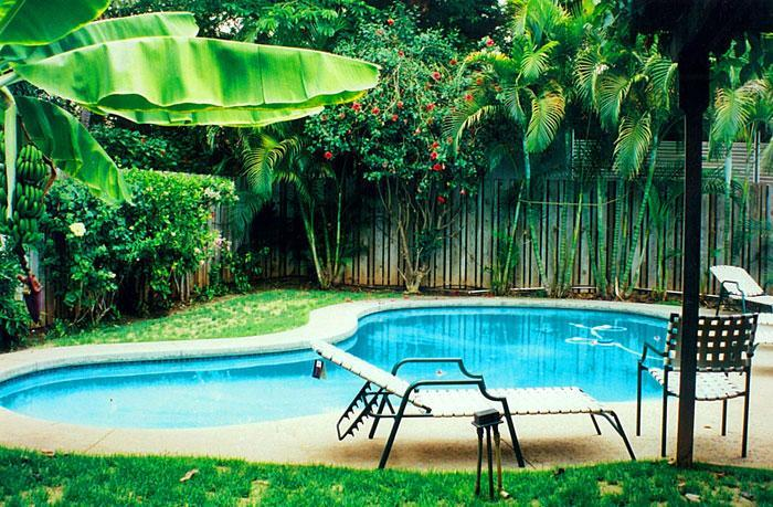 Tropical Gardens Pool, Beach, Lease (3 Months) - Image 1 - Lahaina - rentals