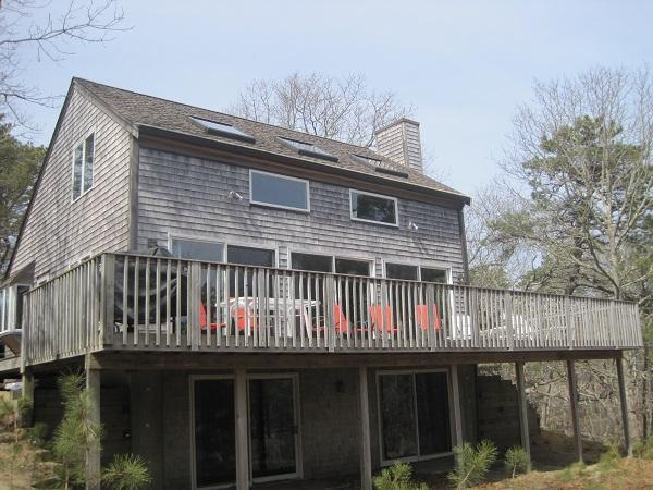 Beautiful 4 BR with Peaceful Marsh Views (1341) - Image 1 - Wellfleet - rentals