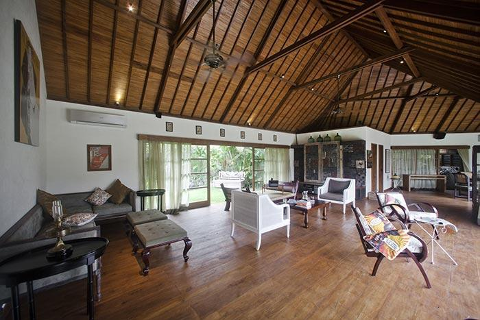 Magnificent Open Living Area - Villa Vayana - A piece of luxury near Echo Beach - Canggu - rentals