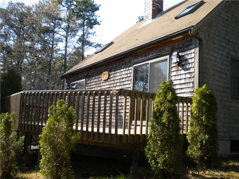 Quiet oceanside location! - WJDIB - Image 1 - Wellfleet - rentals