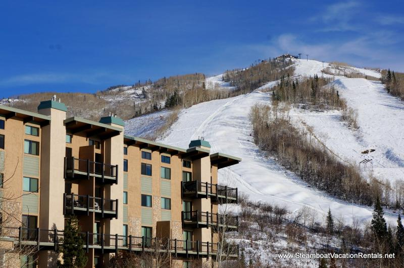 Storm Meadows Club C #411 - Image 1 - Steamboat Springs - rentals