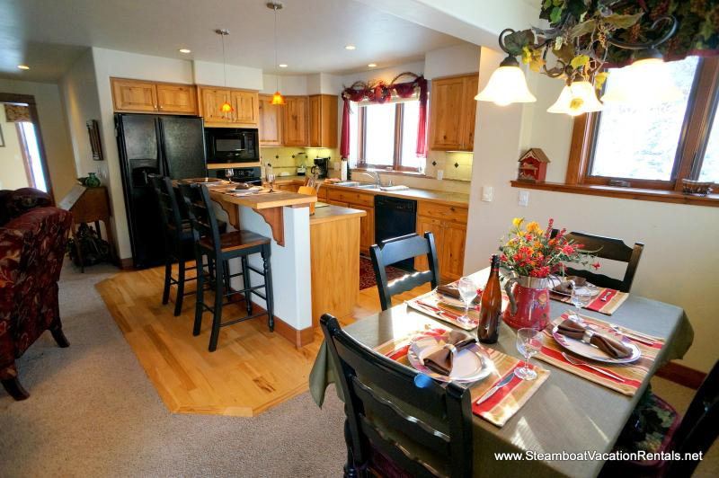 Pines at Orehouse #102 PH7 - Image 1 - Steamboat Springs - rentals