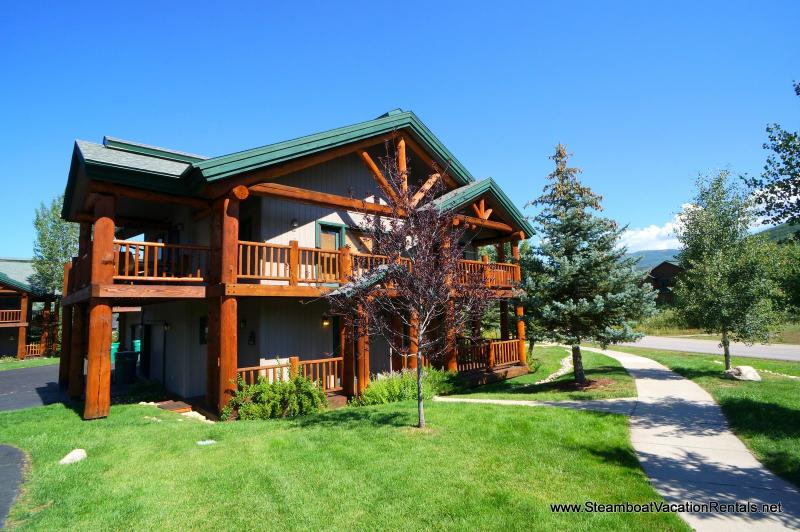 Saddle Creek #1780 - Image 1 - Steamboat Springs - rentals