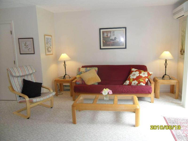 Living room - Townhouse in Brewster, Ocean Edge Resort - Brewster - rentals