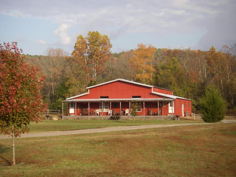 Lodge  - The White River Lodge - Norfork - rentals