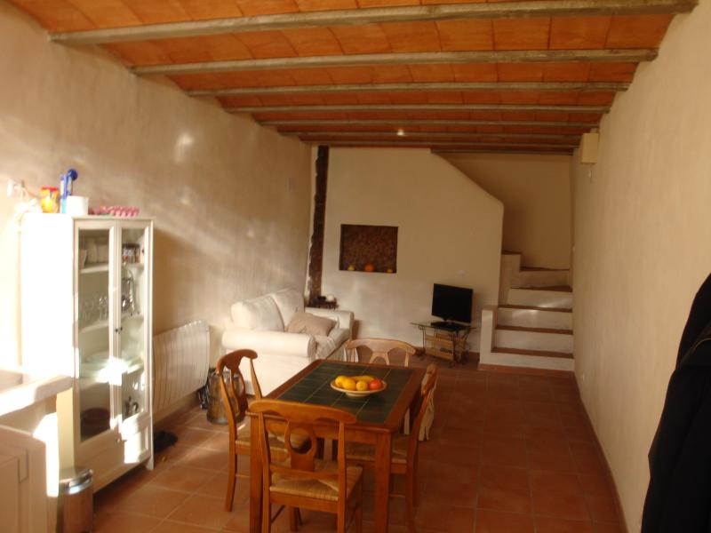 Peaceful  rural house with view on the mountains - Image 1 - Aragon - rentals