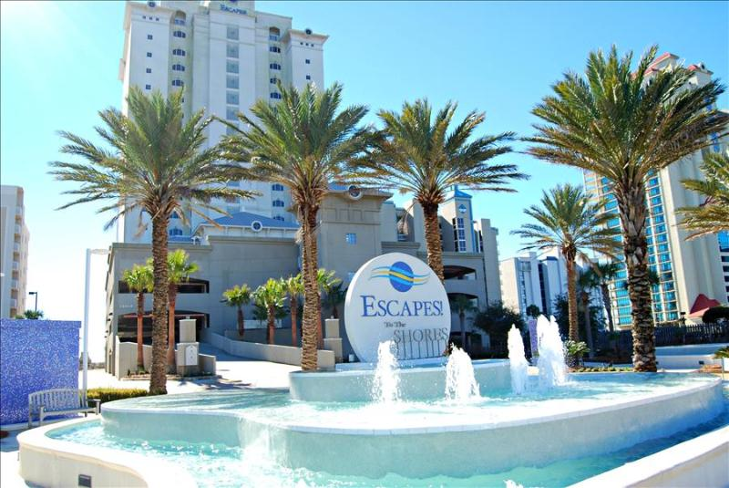 Escapes to the Shores 605 - 455331 Luxury Gulf Front Corner Unit, September is Warm and Beautiful here! - Image 1 - Orange Beach - rentals
