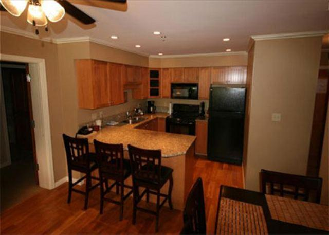 Full Kitchen - Acer Vacations   Deluxe Family 2 Bedroom Ski-In Out Accommodation Whistler - Whistler - rentals