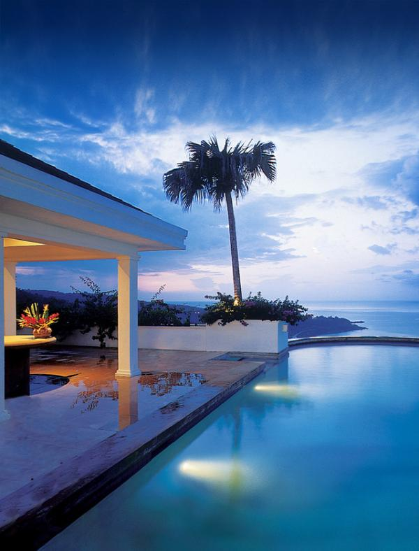 DESTINY VILLA is an architectural gem: 10,000 square feet of indoor-outdoor living space, two private swimming pools ... - Destiny - Montego Bay - rentals