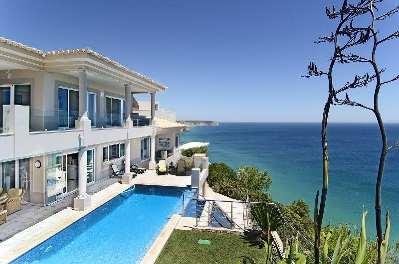 Luxury dream villa,stunning ocean view,heated pool - Image 1 - Vila do Bispo - rentals