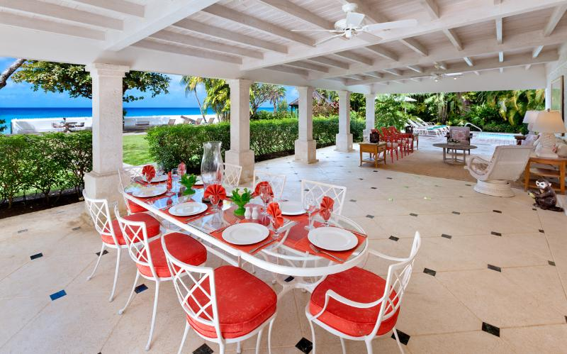 High Trees: Tropical Beachfront Oasis - Image 1 - Gibbs - rentals