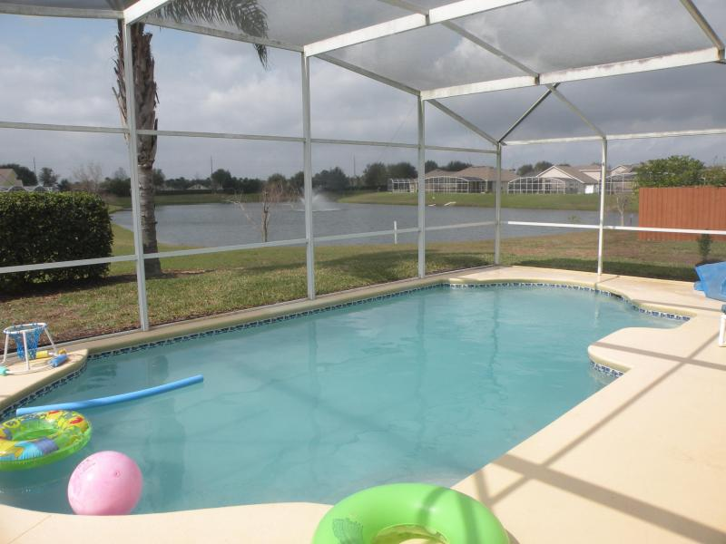Private Pool with Stunning Lake View - Lake View Dream Villa - Davenport - rentals